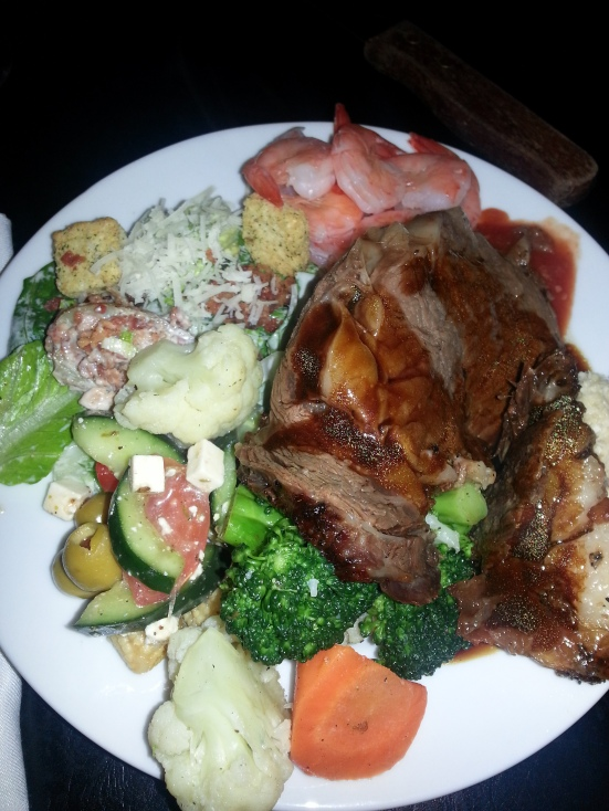 Kitchen Bistro - Prime Rib Buffet